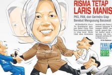 Pemegang Kunci Pilwali Surabaya, Risma dan PDIP - JPNN.com