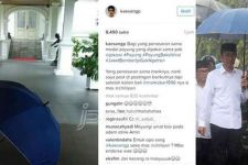 Heboh Payung Jokowi, Mendadak Kaesang Berjualan di Instagram - JPNN.com
