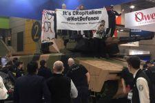 Demonstran Pendukung Papua Merdeka Desak Australia Setop Menjual Senjata ke Indonesia - JPNN.com