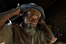 Mbah Sadiman, Pahlawan Lingkungan yang Pernah Dianggap Gila - JPNN.com