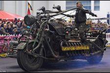 Kenalkan, Ini Motor Paling 'Gokil' di Dunia, Kamu Pasti Melongo - JPNN.com