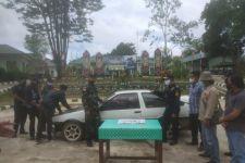 TNI Menggagalkan Penyelundupan Mobil asal Malaysia di Perbatasan - JPNN.com