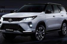 Toyota Fortuner Legender Punya Fitur Baru, Makin Canggih - JPNN.com