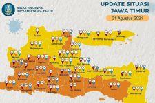 Alhamdulillah, Jawa Timur Terbebas dari Zona Merah Covid-19 - JPNN.com