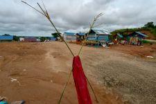 Yang Berani Mencopot Kain Merah di Pekuburan COVID-19 Ini Bakal Celaka - JPNN.com