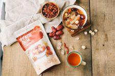 Makanan Sehat dan Lezat Berbahan Peach Gum ala Mamacia Treats - JPNN.com