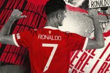 Alasan Cristiano Ronaldo Bisa Kenakan Nomor Punggung 7 Milik Edinson Cavani - JPNN.com