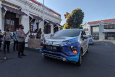 Polrestabes Surabaya Mengerahkan 2 Mobil Masker Keliling ke Lokasi Rawan Penularan Covid-19 - JPNN.com