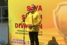 DPD Golkar Jakarta Adakan Vaksinasiuntuk Percepat Terwujud Herd Immunity - JPNN.com