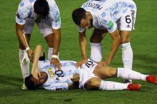 Mendapat Tekel Horor dari Pemain Venezuela, Messi Absen Saat Argentina Jumpa Brasil? - JPNN.com
