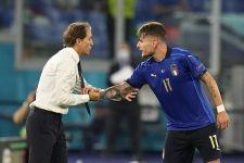 Ciro Immobile Mandul di Timnas Italia, Roberto Mancini Pasang Badan - JPNN.com
