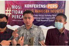 Mahasiswa Serukan Mosi Tidak Percaya Kepada Parpol Pendukung Calon Anggota BPK Bermasalah - JPNN.com