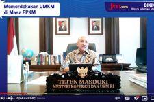 Jurus Menteri Teten Genjot Vaksinasi untuk Pelaku UMKM - JPNN.com