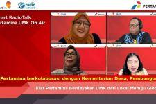 Mitra Binaan Pertamina JBT Siap Go Global Via Produk Kerajinan dan Kebudayaan Lokal - JPNN.com