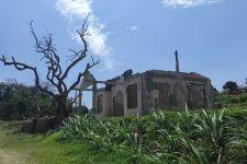 Bangunan Muncul ke Permukaan di Tengah Surutnya Waduk Jatigede, Seperti Kota Mati - JPNN.com