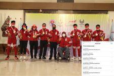Sambut Atlet Paralimpiade, Tagar #MenporaSambutPahlawan Trending Topik - JPNN.com