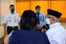Wapres Ma'ruf: Siswa SMK Paling Terdampak Selama Pandemi Covid-19 - JPNN.com