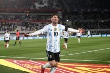 Argentina vs Bolivia: Hattrick Lionel Messi Ciptakan Sejarah Baru - JPNN.com