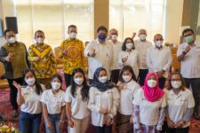 Menko Airlangga Ajak Alumni Prakerja di Medan Manfaatkan KUR - JPNN.com