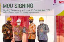 GRP Gandeng Komunitas IPB University - JPNN.com