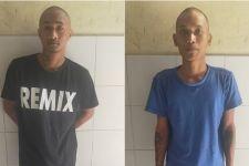 Bawa Barang Terlarang, Anas dan Ainur Ditangkap Polisi di Depan Pasar Loak - JPNN.com