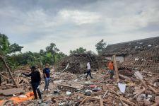 2 Rumah di Pasuruan Meledak, Sodiq dan Abdul Tewas, Kondisi Mengenaskan - JPNN.com