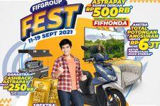 FIF Group Fest Hadir di Lampung, Ada Promo Khusus Buat PNS, TNI, dan Polri - JPNN.com