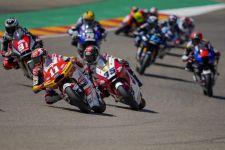 Bawa Poin di Aragon, Pembalap Federal Oil Gresini Fokus untuk Moto2 Misano - JPNN.com
