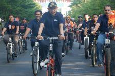 Keren, Politikus PKS Andi Akmal Semarakkan HAORNAS 2021 di Dapil - JPNN.com