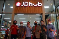 JD.ID Buka Gerai JD HUB di The Elements Apartment Kuningan - JPNN.com
