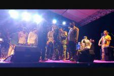 Artis Lokal Menyanyi di Hajatan, Kapolres dan Dandim Terjun ke Lapangan - JPNN.com