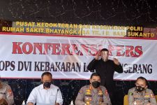 Tim DVI Identifikasi 8 Jenazah Korban Kebakaran Lapas Tangerang, 1 di Antaranya Warga Portugal - JPNN.com