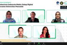 Gandeng Kemenkominfo, UP Gelar Sharing Session Soal Transformasi Digital, Ini Hasilnya - JPNN.com