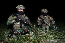 Tengah Malam Prajurit Taifib Marinir 2 Diterjunkan, Bersenjata Lengkap - JPNN.com