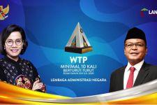 LAN Raih Opini WTP 14 Kali, Sri Mulyani: Patut Diapresiasi - JPNN.com