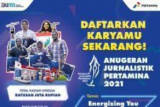 Pertamina Usung Tema 'Energizing You' di Anugerah Jurnalistik Pertamina 2021 - JPNN.com