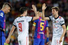 Barcelona vs Bayern Munchen: Thomas Muller Momok Mematikan Blaugrana - JPNN.com