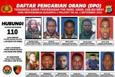DPO Pembunuh 4 Prajurit TNI Belum Tertangkap, Irjen Tornagogo Keluarkan Perintah Terbaru - JPNN.com