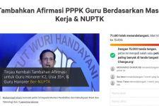 Wow, Petisi Tambahkan Afirmasi PPPK Guru 2021 Tembus 71.000 Tanda Tangan - JPNN.com