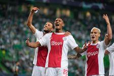 Bantu Ajax Amsterdam Hantam Sporting CP, Sebastien Haller Bikin Sejarah Baru - JPNN.com