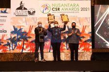 Konsisten Mengimplementasikan ESG, Pertamina Borong Penghargaan Nusantara CSR Award - JPNN.com