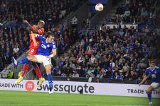 Leicester vs Napoli: Dua Gol Brilian Victor Osimhen - JPNN.com