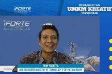 Program iFortepreneur 4.0 Mendukung Transformasi Digital UMKM - JPNN.com