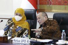Beri Apresiasi Jatim jadi Provinsi Pertama ke Level 1, LaNyalla: Jangan Lengah - JPNN.com
