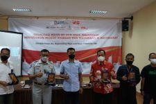 Jamkrindo Berkomitmen untuk Wujudkan UMKM Makin Maju - JPNN.com
