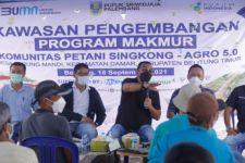 Menteri BUMN Minta Lahan Bekas Tambang Jadi Pertanian Rakyat - JPNN.com