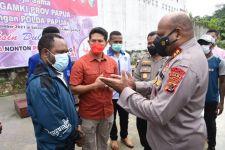 GAMKI dan Polda Papua Gelar Vaksinasi Berhadiah - JPNN.com