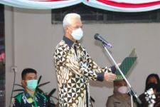 Suara Ganjar Bergetar saat Membacakan Amanat soal Mafia Tanah - JPNN.com