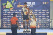 DKI Jakarta Sabet Dua Medali Emas PON Papua 2021 dari Cabor Sepatu Roda - JPNN.com