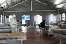 Hamdalah, Pasien Covid-19 di RSLI Surabaya Sisa Satu Orang - JPNN.com